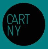 CART NY Logo by Torontonian Carla Poirier