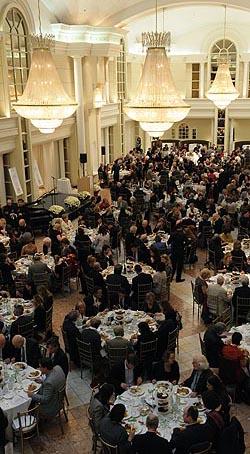 Mayor's Arts Awards Lunch – Photo by Tom Sandler